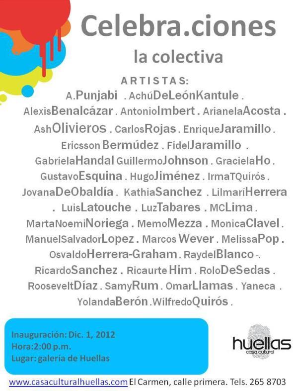 Colectiva Celebra.ciones